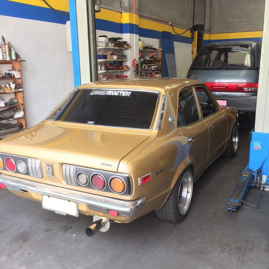 1978 Mazda 808